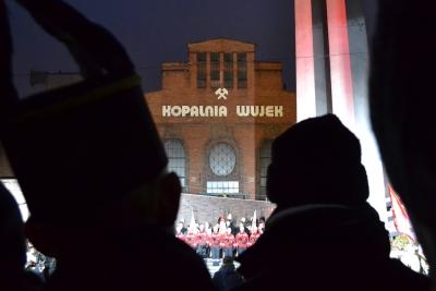 """""""Wujek"""": Górnicza ofiara wielką latarnią wolności"""