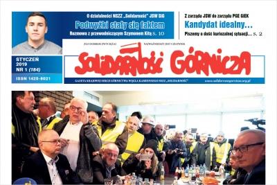 SG: Kryzys w JSW zażegnany?