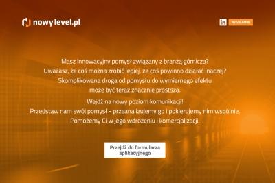 JSW Innowacje: Nowy poziom komunikacji
