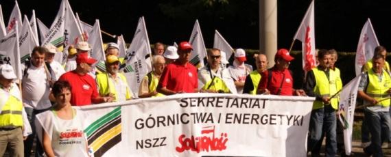 KSGiE: Nie ma reakcji rządu, będą protesty
