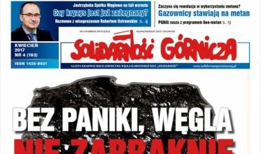 SG: Bez paniki, węgla nie zabraknie