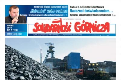 SG: Węgiel na zakręcie