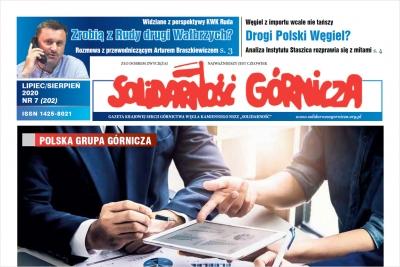 Lipcowo-sierpniowe wydanie SG: Program naprawczy do naprawy