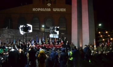 """Losy górników z """"Wujka"""" fundamentem """"Solidarności"""""""