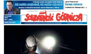 Styczniowe wydanie SG: Europa zamarza