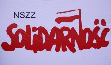 """Jeleniogórska """"Solidarność"""" poparła górników"""