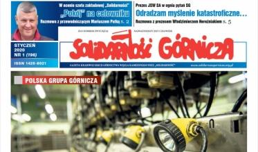 Styczniowe wydanie SG: Planu transformacji brak